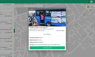 Ứng dụng bản đồ giúp tìm xe thực phẩm lưu động tại TP.HCM