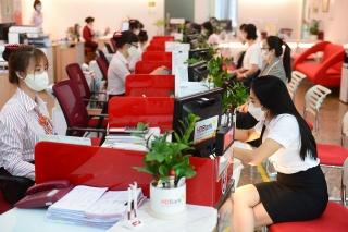 HDBank chốt danh sách cổ đông chia cổ tức tỷ lệ 25%
