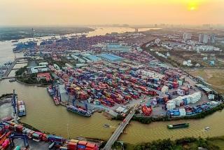 Hải quan hướng dẫn giải phóng nhanh hàng ùn ứ ở cảng Cát Lái