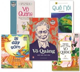 Kỷ niệm 100 năm ngày sinh nhà văn Võ Quảng: Cây bút của trẻ thơ, thơm mùi sách mới