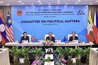 Ngoại giao nghị viện vì hòa bình và an ninh bền vững trong ASEAN