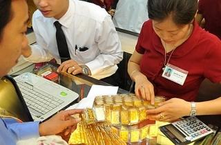 Thị trường vàng 26/9: Tiếp tục thoái lui trước sức ép của đồng USD