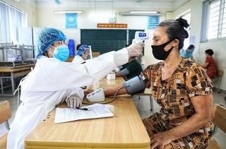 Tối 9/9, Việt Nam ghi nhận thêm 12.420 ca mắc COVID-19 và 12.523 người khỏi bệnh