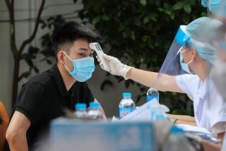 Bộ Y tế hướng dẫn mới về khám sàng lọc trước tiêm vaccine COVID-19