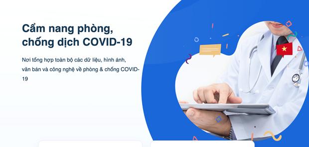Công bố Sổ tay điện tử hướng dẫn ứng phó với COVID-19 vào tháng Chín