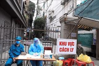 Trưa 12/9, Hà Nội ghi nhận thêm 17 ca COVID-19, trong đócó 2 ca tại cộng đồng