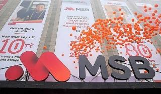 MSBchia cổ tức 30% bằng cổ phiếu