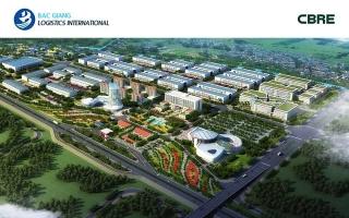 CBRE là đơn vị cho thuê độc quyền dự án Trung tâm Logistics Quốc tế Bắc Giang