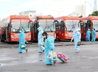 TP. HCM: Chuẩn bị đón người lao động trở lại làm việc