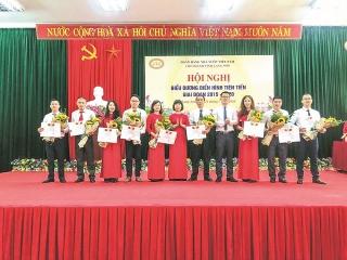 Ngành Ngân hàng tỉnh Lạng Sơn: Không ngừng đẩy mạnh các phong trào thi đua yêu nước