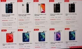 iPhone 12 giảm giá hơn một triệu đồng