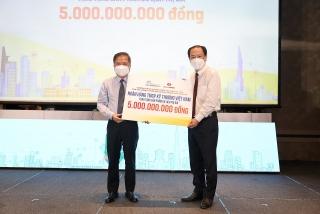 Techcombank tiếp tục đồng hành cùng sự phục hồi kinh tế của TP. Hồ Chí Minh