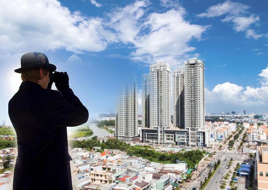 """Thị trường bất động sản bắt đầu """"sáng"""" hơn"""