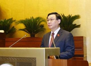 Khai mạc Kỳ họp thứ 2, Quốc hội khóa XV