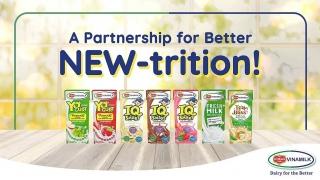 Liên doanh của Vinamilk ra mắt sản phẩm tại Philippines