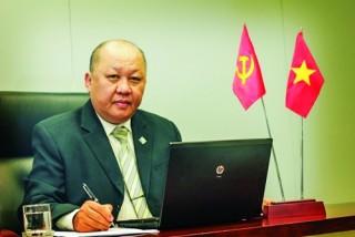 Nâng cao vị thế tổ chức Đảng trong hoạt động ngân hàng