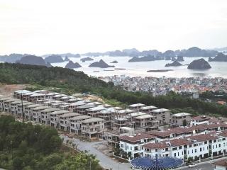 Thị trường bất động sản: Thu hút nhà đầu tư vào Quảng Ninh