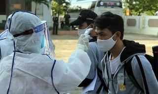 Việt Nam ghi nhận thêm 1 ca mắc COVID-19 mới từ Đức nhập cảnh