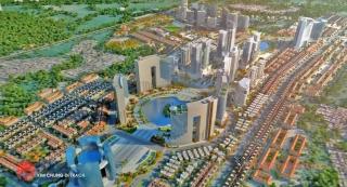 484 căn nhà ở xã hội mở bán và cho thuê tại Khu đô thị mới Kim Chung