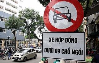 Tạm dừng hoạt động xe hợp đồng, xe du lịch trên 9 chỗ có điểm đi/đến thành phố Hà Nội