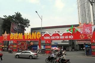 Hà Nội tổ chức chương trình khuyến mại tập trung