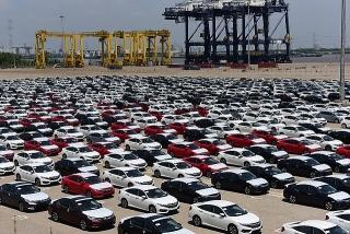 GDP quý I của Trung Quốc tăng trưởng kỷ lục