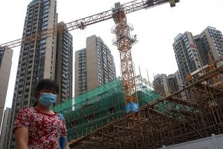 Giá nhà ở Trung Quốc tăng trở lại trong tháng Tư, thêm chỉ báo phục hồi