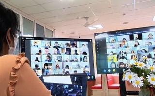 Học sinh lớp 12 ở Hà Nội sẽ làm bài kiểm tra trực tuyến vào ngày 28-30/5