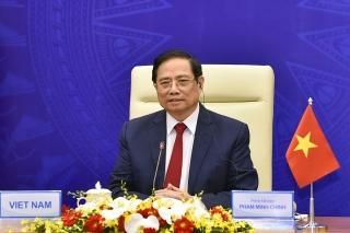 Thủ tướng đề xuất 5 phương châm, 6 nội dung để chung tay xây dựng châu Á hậu COVID-19