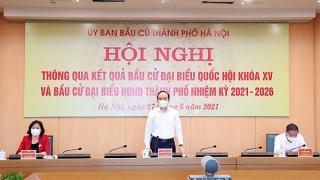 Danh sách 95 đại biểu HĐND TP. Hà Nội nhiệm kỳ 2021-2026