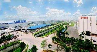 5 tháng, các khu công nghiệp thu hút khoảng 4,3 tỷ USD vốn FDI