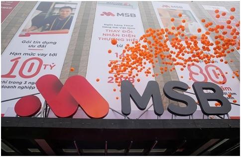 MSB sẽ phát hành thêm 352.500.000 cổ phiếu