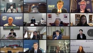 Hội nghị đánh giá triển vọng kinh tế khu vực châu Á Thái Bình Dương