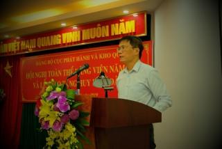 Đảng bộ Cục Phát hành và Kho quỹ tổ chức Hội nghị toàn thể