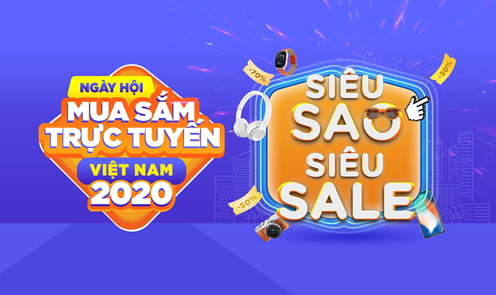 Sắp diễn ra ngày hội mua sắm trực tuyến lớn nhất Việt Nam - Online Friday 2020