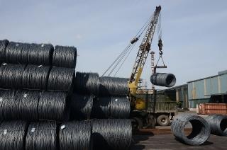 Gian lận trong nhập khẩu mặt hàng sắt, thép