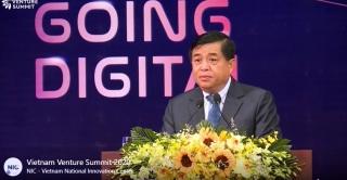 Bộ trưởng Bộ KH&ĐT: Đưa hàng tỷ USD vào khởi nghiệp sáng tạo