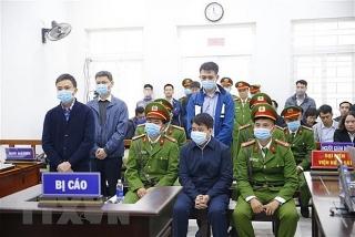 Bị cáo Nguyễn Đức Chung lĩnh án 5 năm tù liên quan vụ án Nhật Cường