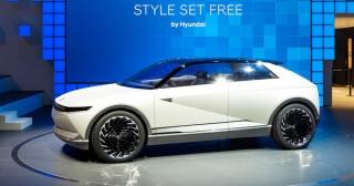 Xe điện Ioniq 5 của Hyundai có gì?