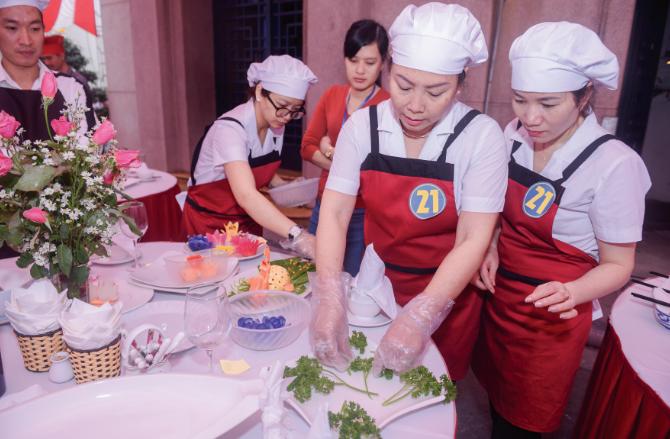Hoạt động nữ công Công đoàn Ngân hàng Việt Nam: Đổi mới, sáng tạo, hiệu quả