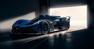 Bugatti Bolide - siêu xe đẹp nhất 2020