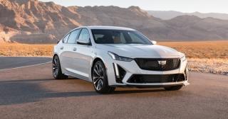 Xe 'mạnh' nhất trong lịch sử của Cadillac - CT5-V Blackwing có giá gần 85.000 USD