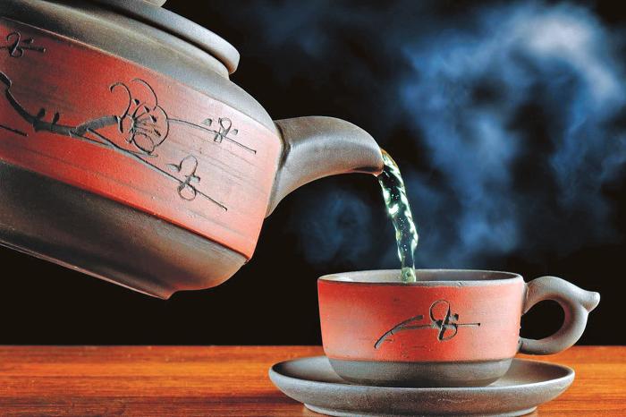 Nồng đượm chén trà xuân