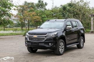 Giá Chevrolet Trailblazer chỉ còn 700 triệu đồng