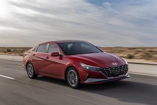 Hyundai Elantra hoàn toàn mới có đẹp như lời đồn?