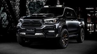 Toyota Hilux ra mắt gói độ mới cực ngầu