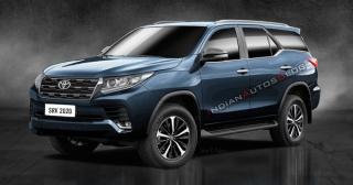 Toyota Fortuner 2021 chuẩn bị ra mắt có gì?