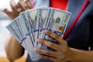 Tỷ giá ngày 31/3: Giá mua - bán USD tăng nhẹ