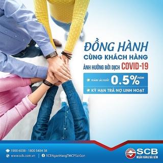 SCB đảm bảo hoạt động liên tục, đáp ứng các giao dịch của khách hàng