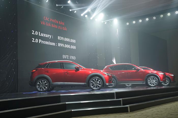 Mazda 'Thế hệ mới - Đẳng cấp mới'